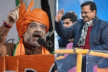 Delhi Assembly Polls 2020: Photos From High Voltage Election Campaigns