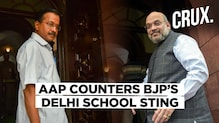 Delhi Election: Video War Between AAP and BJP Over Conditions of Delhi Schools