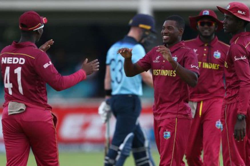 U-19 World Cup | All-round West Indies Ease Past England by 71
