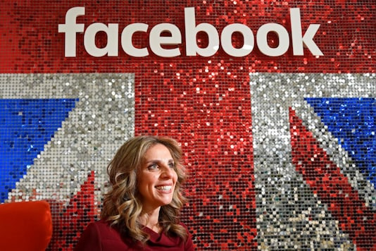 Nicola Mendelsohn, Facebook's Vice-President for Europe, the Middle East and Africa sits for a portrait following a Reuters interview in London, Britain January 20, 2020. REUTERS/Toby Melville