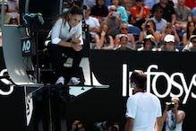 Australian Open: Federer Gets Warned for Obscene Language During Quarter-final vs Sandgren