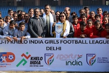 8 Teams and 56 Matches: U-17 Khelo India Girls Football League Launched in Delhi