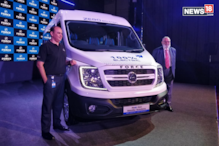 Force Motors Unveils New Diesel and Fully-Electric Vans Based on T1N Shared Mobility Platform