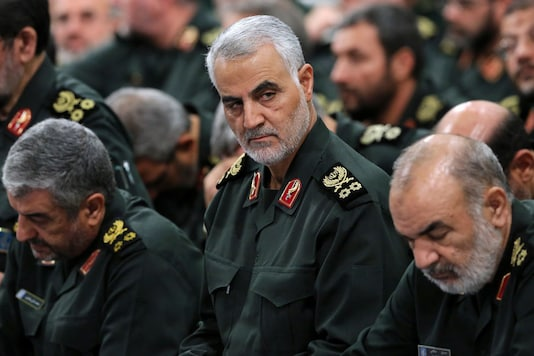 Iraqi TV and three Iraqi officials said, that Gen. Qassem Soleimani, the head of Iran's elite Quds Force, has been killed in an airstrike at Baghdad's international airport. (Image: AP)