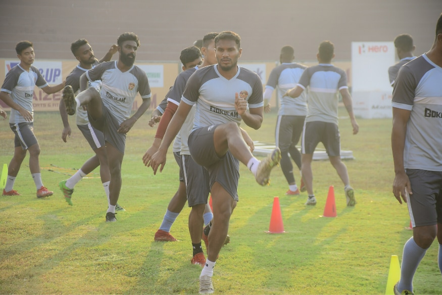 I-League 2019-20: Gokulam Kerala FC Play Host to Churchill Brothers on Republic Day