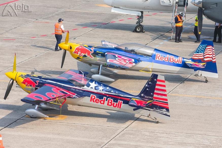 3 Dead in Guatemala Red Bull Aerobatics Plane Crash