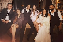 Here's How Your Favourite B'wood Stars Celebrated New Year