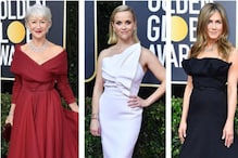 In Pics: Plenty of Pink, Puffy Sleeves and Shimmer at Golden Globes 2020