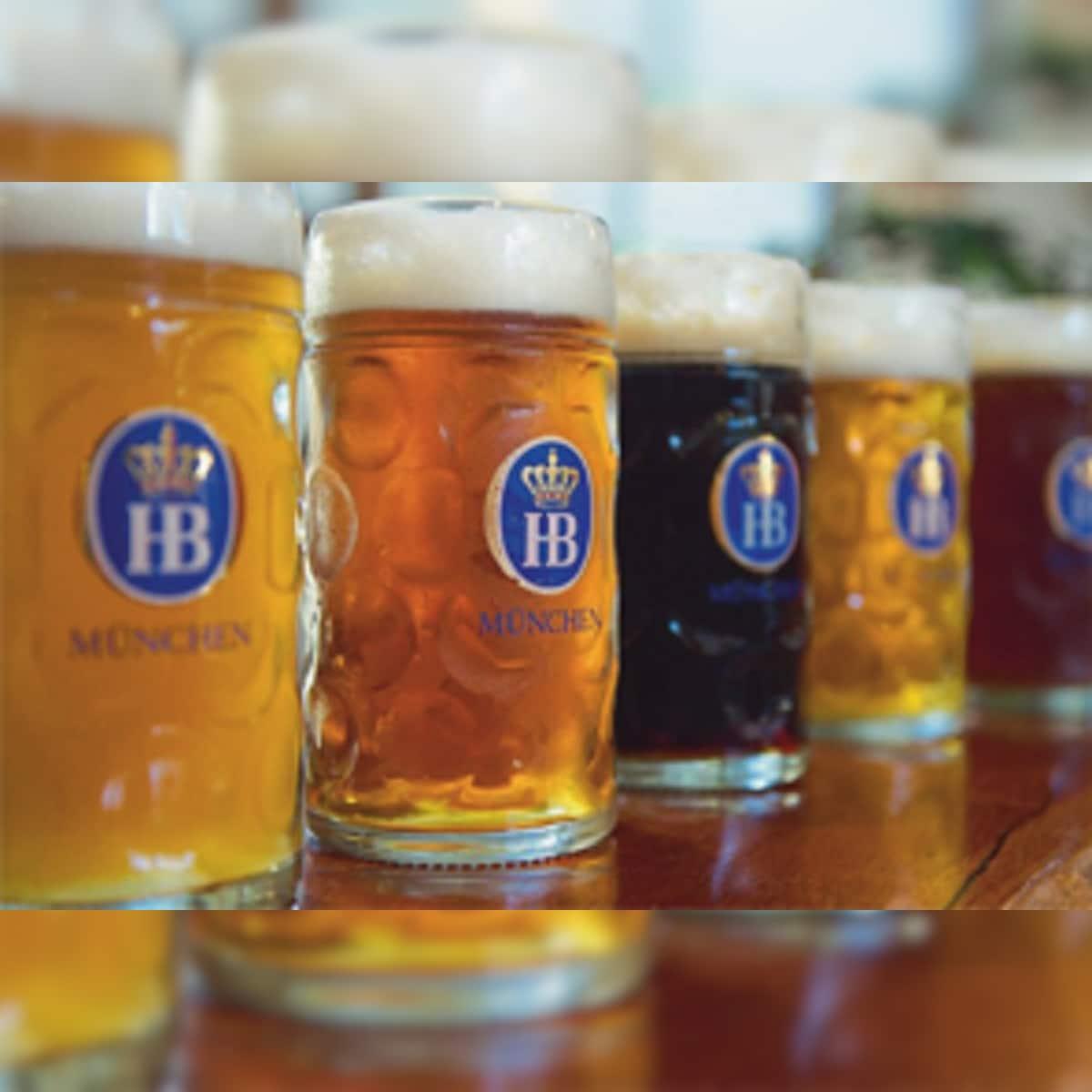 Bier hitler Adolf Hitler's