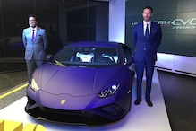 Lamborghini India Launches Huracan EVO RWD at Rs 3.22 Crore, Eyes Double Digit Growth