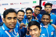 Indian Men's Table Tennis Team to Train With German National Team Ahead of Olympic Qualifier