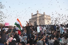 Protesters Call Off Stir Against JNU Violence after Eviction From Gateway of India