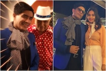 Inside Javed Akhtar's Retro-themed Bollywood Birthday Party, Aamir Khan, Farhan-Shibani Attend