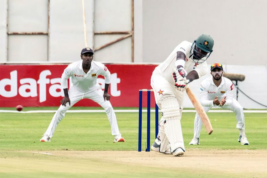 Kasuza Hits Fifty on Debut For Patient Zimbabwe Against Sri