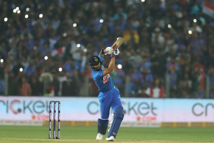 In Pics, India Thrash Sri Lanka in 3rd T20I in Pune