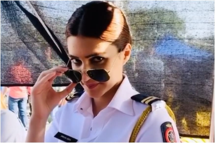 Kriti Sanon Dresses up as 'Chulbuli Pandey', See Pic