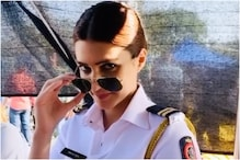 Kriti Sanon Dresses Up as Traffic Cop 'Chulbuli Pandey' for Ad Shoot, See Pic