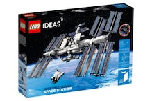 Lego Will Launch an International Space Station Model for Sale on Feb 1