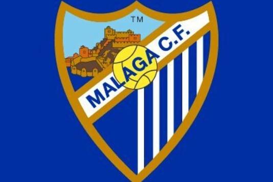 Malaga CF logo.