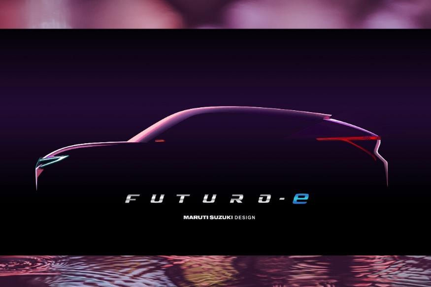 Maruti Suzuki to Showcase Concept Futuro-e at Auto Expo 2020