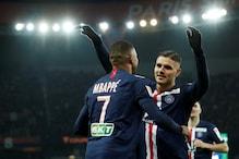 Mauro Icardi Hat-trick Helps PSG Overrun Saint-Etienne to Reach League Cup Semi-finals