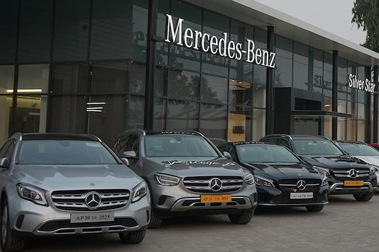 Mercedes-Benz dealerhsip. Image for representation purpose only. (Photo: Mercedes-Benz India)