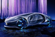 CES 2020: Mercedes-Benz Vision AVTR Unveiled, Inspired from Upcoming 'Avatar' Movie