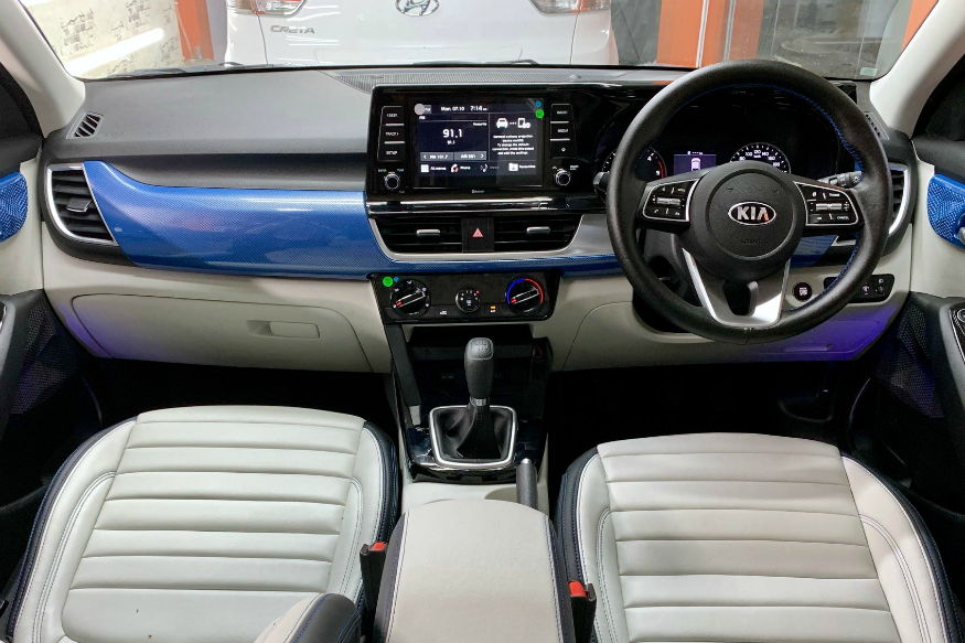 Flipboard Customised Kia Seltos With New Interiors Is Probably
