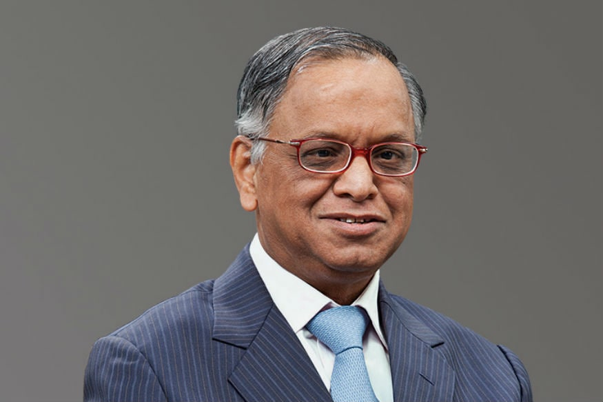 Narayana Murthy Exhorts Pension Funds, Banks to Invest in Indian Startups