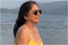 Neena Gupta Gives Fans a Baywatch Moment with Her Latest Video