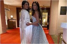 In Pics: Priyanka Chopra and J sister Danielle Jonas' Disney Princess Moment at Grammys