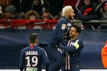 Neymar Shines With Assists as PSG Eases Past Reims into League Cup Final