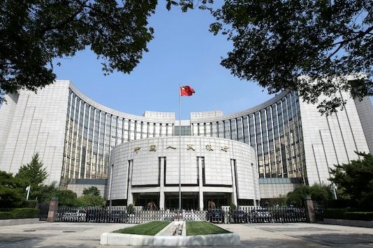 Headquarters of the People's Bank of China (PBOC).   (Photo: Reuters)