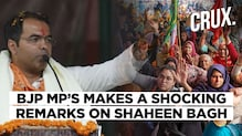 """""""They will rape your sisters & daughters,"""" Parvesh Verma on Shaheen Bagh Protesters"""