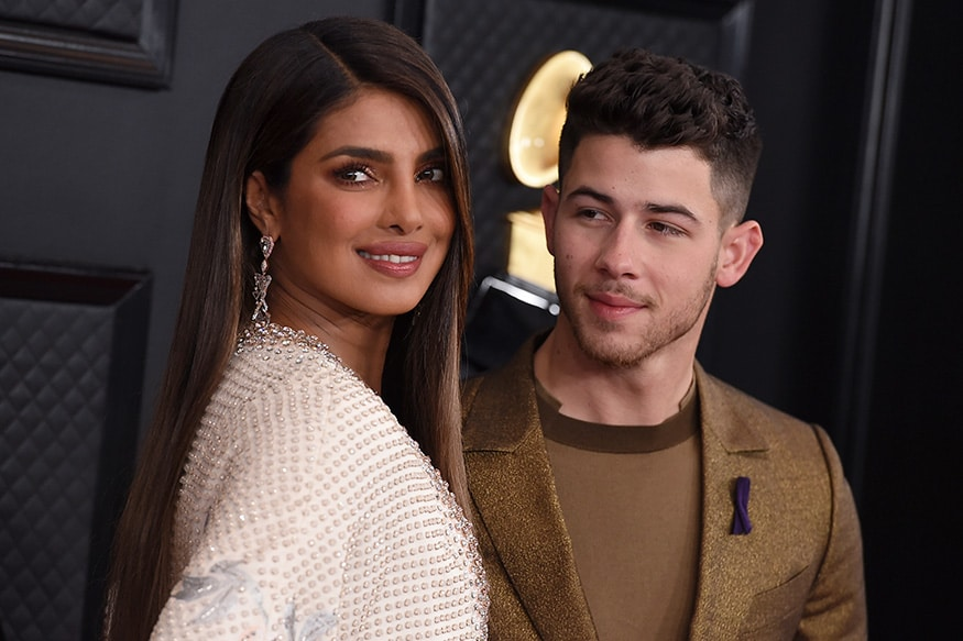 Nick Jonas Playfully Addresses Age Gap Between Him And Priyanka