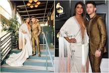 Priyanka Chopra Turns Heads with Her Bold Plunging Neckline at Grammy Awards 2020, See Pics