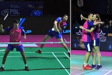 PBL 2020: Doubles Does it for Pune 7Aces as They Beat Bengaluru Raptors Despite Praneeth, Tai Tzu Winning