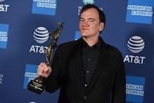 Quentin Tarantino Ready to Focus on Fatherhood Now