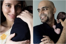 Raghu Ram Shares Pictures with Wife and Newborn, Credits Ex-wife Sugandha for the Click