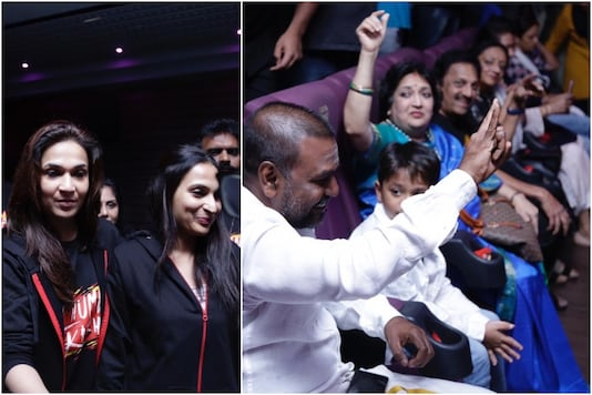 Rajinikanth's Family Turn Up to Watch Darbar Together, See Pics