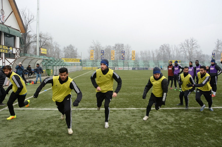 Real Kashmir FC Sign Kashif Siddiqui and Announce Tie-up with Oxford United