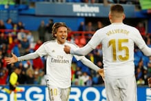 La Liga: Ruthless Real Madrid Dismantle Gutsy Getafe, Atletico Madrid Overcome Levante