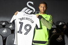 Liverpool Youngster Rhian Brewster Joins Swansea on Loan for Rest of the Season 2019-20