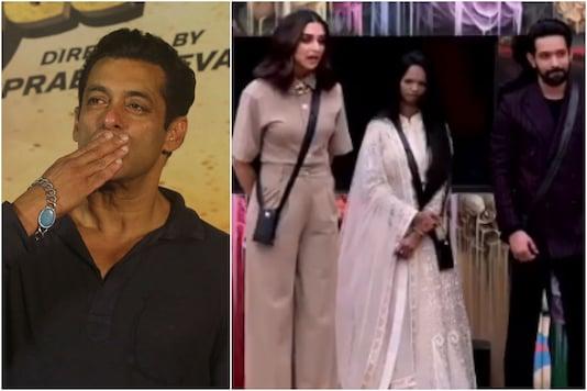 Salman Khan welcomed Deepika Padukone, Laxmi Agarwal and Vikrant Massey on 'Bigg Boss 13'