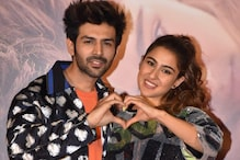 PICS: Sara Ali Khan, Kartik Aaryan Launch 'Love Aaj Kal' Trailer