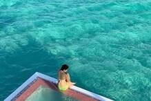 Sara Ali Khan Returns from Maldives Vacation, Greets Paparazzi Happy New Year