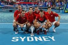 Emotional Novak Djokovic Beats Rafael Nadal, Steers Serbia to ATP Cup Title