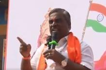 Karnataka BJP MLA Booked over 'Provocative Speech' Threatening Anti-CAA Protesters