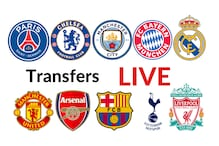 Transfer News and Rumours LIVE: Latest Updates From Liverpool, Man United, Chelsea, Arsenal, Man City, Real Madrid, Barcelona