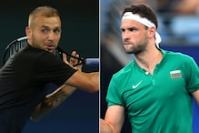ATP Cup: Britain's Dan Evans Upsets David Goffin as Grigor Dimitrov Gets Easy Win